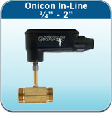 "Onicon In-Line ¾"" - 2"" (Cold Water Meters)"