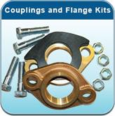 Cold Water Meters Couplings & Flange Kits