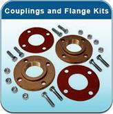 Hot Water Meters Couplings & Flange Kits