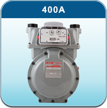 400A Gas Meter
