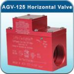 AGV-125 Horizontal Earthquake Valve Little Firefighter
