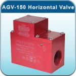 AGV-150 Horizontal Earthquake Valve Little Firefighter