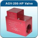 AGV-200-HP Earthquake Valve Little Firefighter