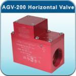 AGV-200 Horizontal Earthquake Valve Little Firefighter