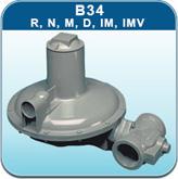 Itron Commercial - B34 R, N, M, D, IM, IMV