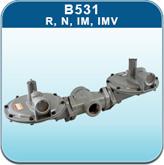 Itron Commercial - B531 R, N, IM, IMV
