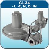 Itron Commercial - CL34 1, 2, M, D, IM
