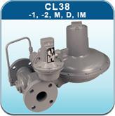 Itron Commercial - CL38 1, 2, M, D, IM