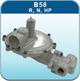 Itron Domestic - B58 R, N, HP