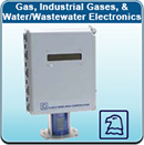 Gas, Industrial Gases, Water & Waste-Water Electronics
