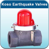 Koso Earthquake Valves
