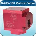NAGV-100 Vertical Earthquake Valve Little Firefighter