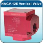 NAGV-125 Vertical Earthquake Valve Little Firefighter