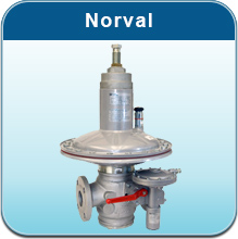 Norval Gas Regulators
