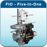 Pietro Fiorentini Transmission - FIO (Five-In-One)
