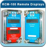 RCM-100 Remote Primary Displays