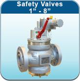 Pietro Fiorentini Gas Regulators - Relief & Slam-Shut