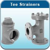 Tee Strainers
