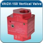 VAGV-150 Vertical Earthquake Valve Little Firefighter