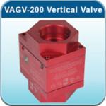 VAGV-200 Vertical Earthquake Valve Little Firefighter