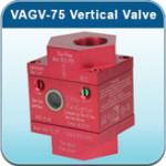 VAGV-75 Vertical Earthquake Valve Little Firefighter
