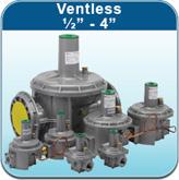 Pietro Fiorentini Gas Regulators - Ventless Governors