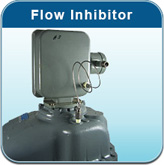 Flow Inhibitor Fitting and Insulator