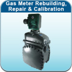 Gas Meter Rebuilding, Repair & Calibration