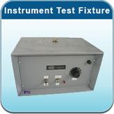 Instrument Test Fixture