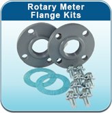 Rotary Meter Flange Kits