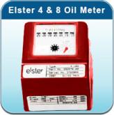 Oil/Fuel/Chemical Meters: Elster 4 & 8 Oil Meter