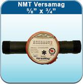 """Hot Water Meters: NMT Versamag 5/8"""" x 3/4"""""""