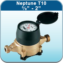 Neptune T10 Cold Water Meters