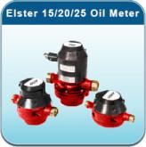 Oil/Fuel/Chemical Meters: Elster 15/20/25 Oil Meter