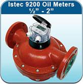 """Oil/Fuel/Chemical Meters: Istec Oil Meters 1/2"""" - 2"""""""