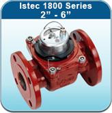 """Hot Water Meters: Istec 1800 Series 2"""" - 6"""""""