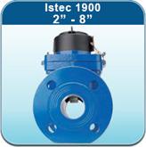 "Cold Water Meters: Istec 1900 2"" - 8"""