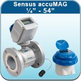 "Cold Water Meters: Sensus accuMAG 1/4"" - 54"""