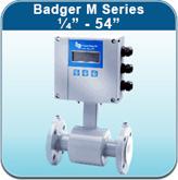 """Cold Water Meters: Badger M Series 1/4"""" - 54"""""""