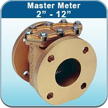 "Water Strainers: Master Meter 2"" - 12"""
