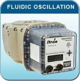 Fluidic Oscillation Dattus Gas Meter Itron