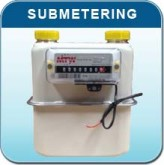 MTW Gas Meter Submetering