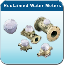 Reclaimed Water Meters