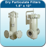 DRY PARTICULATE FILTERS