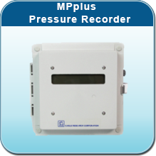 MPPLUS PRESSURE RECORDER