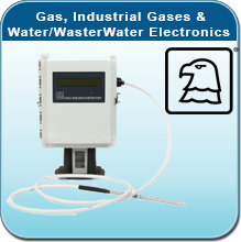 Gas, Industrial Gases, Water & Wastewater Electronics